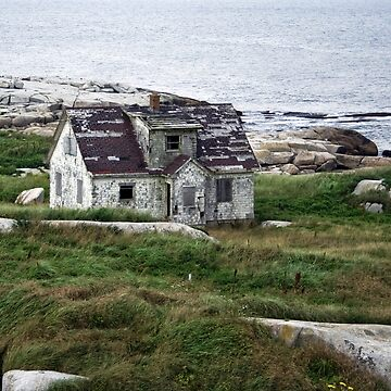 Abandoned By The Sea by sruhs