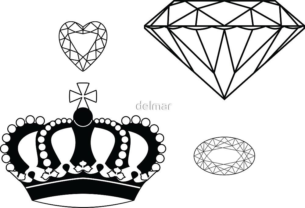 Royal things by delmar