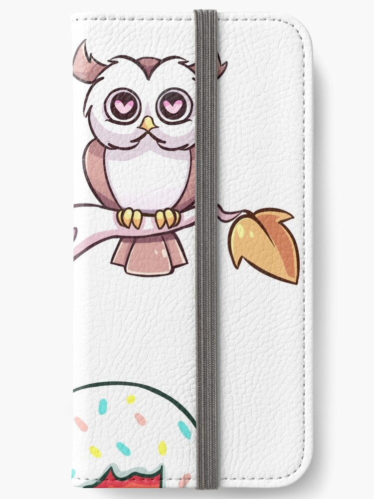 Candy Apple Owl by Ashewness