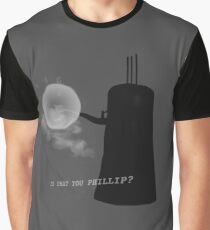 Phillip Jeffries - Twin Peaks The Return Graphic T-Shirt