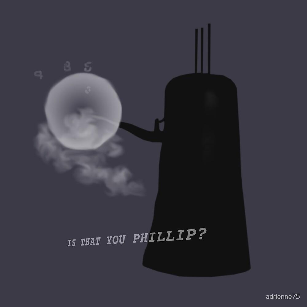 Phillip Jeffries - Twin Peaks The Return by adrienne75