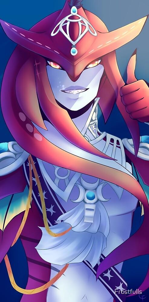 Prince Sidon  by Frostfulls