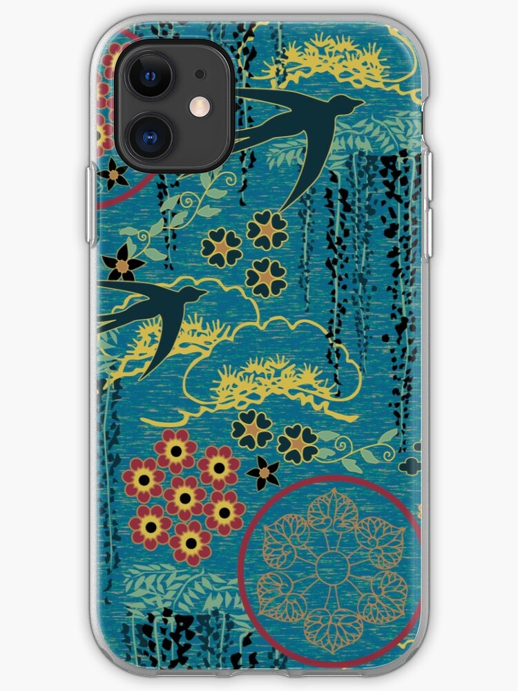 Japan Elements iphone case