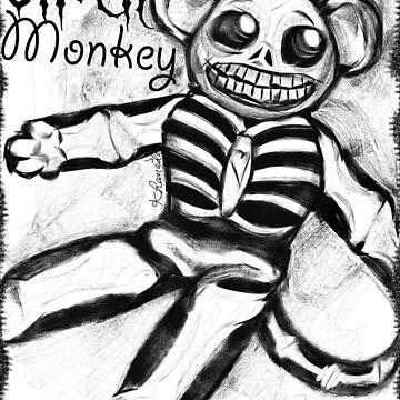 Shock Monkey by khamarupa