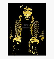 JIMI'S GENIUS Photographic Print