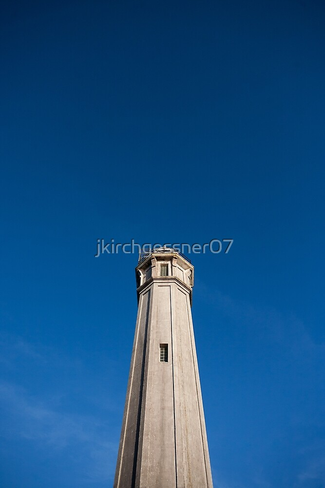 Alcatraz Tower by jkirchgessner07