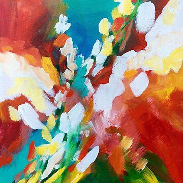 Dancing Colors by Lauraart70
