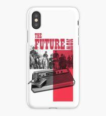 Future Now Atari 2600 iPhone Case/Skin