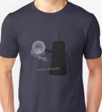 Phillip Jeffries - Twin Peaks The Return T-Shirt