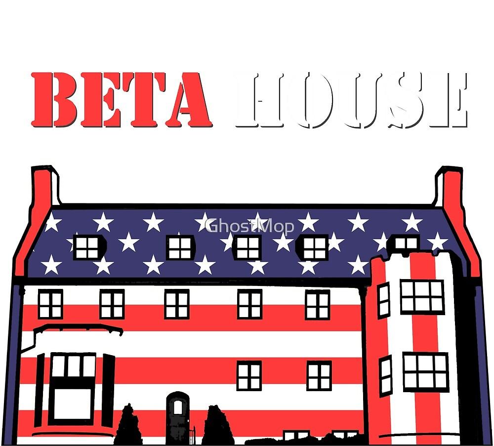 Beta House (Patriot) by GhostMop