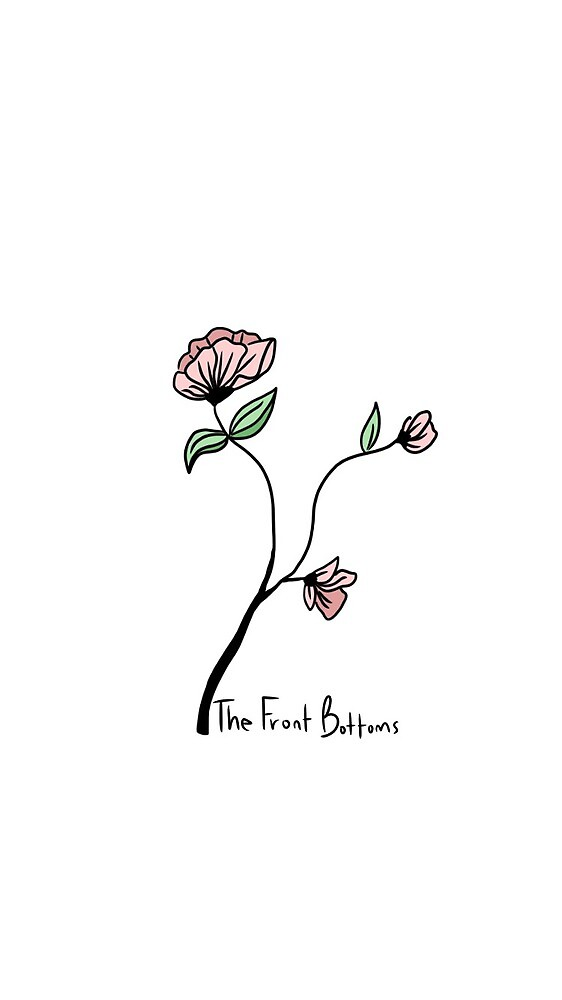 The Front Bottoms Flower by cherrywhine