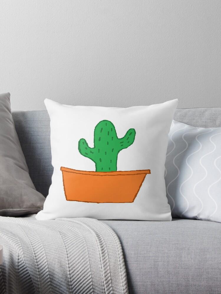 Cactus ;) by Monika Andrzejewska