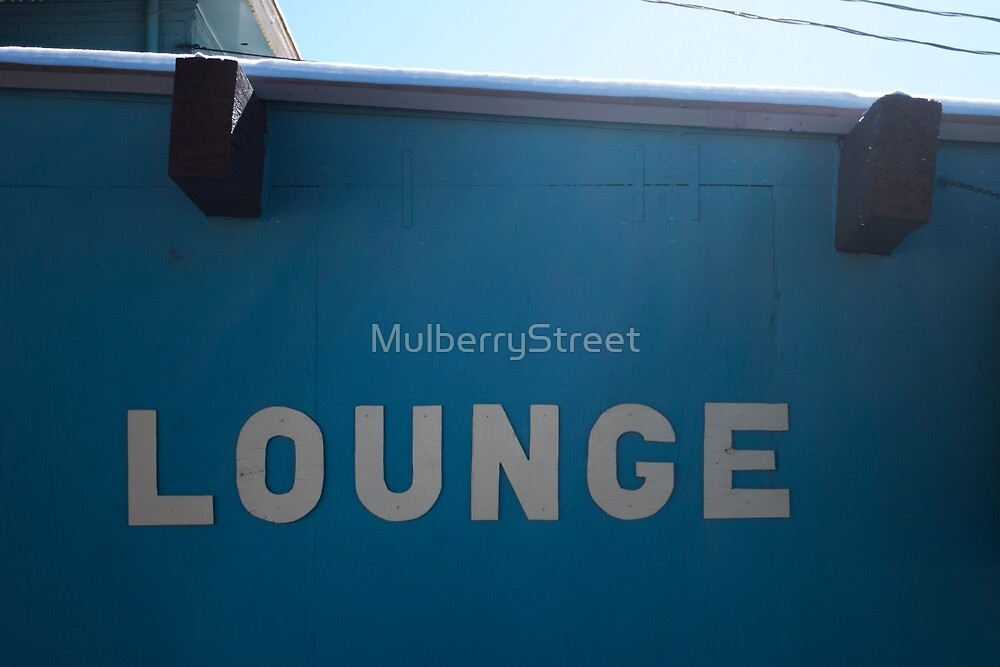 Lounge by MulberryStreet