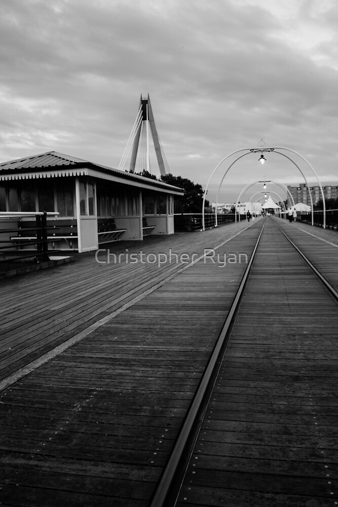 Southport Promenade  by Christopher Ryan