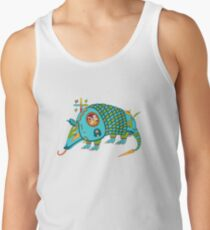 Armadillo, from the AlphaPod collection Tank Top