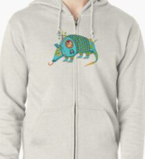 Armadillo, from the AlphaPod collection Zipped Hoodie