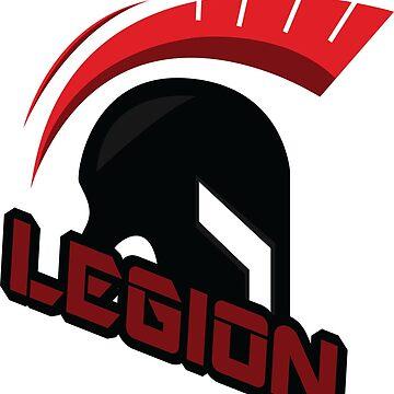 Legion by JustMani