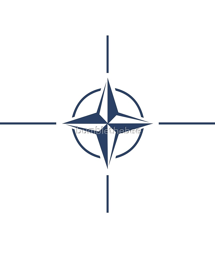 nato insignia by bumblethebee