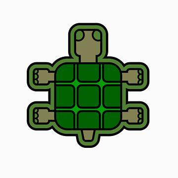 Tortoise by rudeboyskunk
