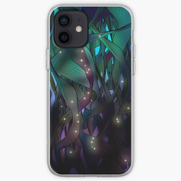 Nocturne (with Fireflies) iPhone Soft Case