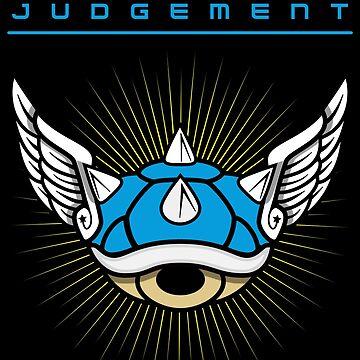 Blue Shell - Judgement by BobbyKilterJoy