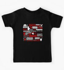 Movie Endings Revelation Kids Clothes