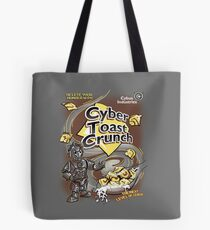 Cyber Toast Crunch Tote Bag