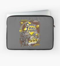 Cyber Toast Crunch Laptop Sleeve