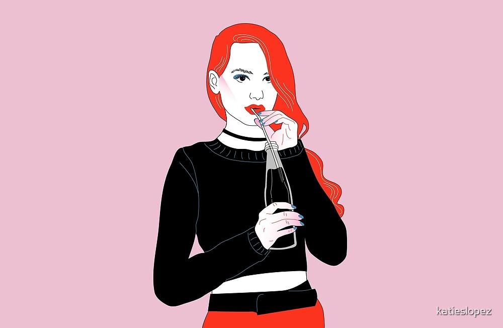 Cheryl Blossom by katieslopez