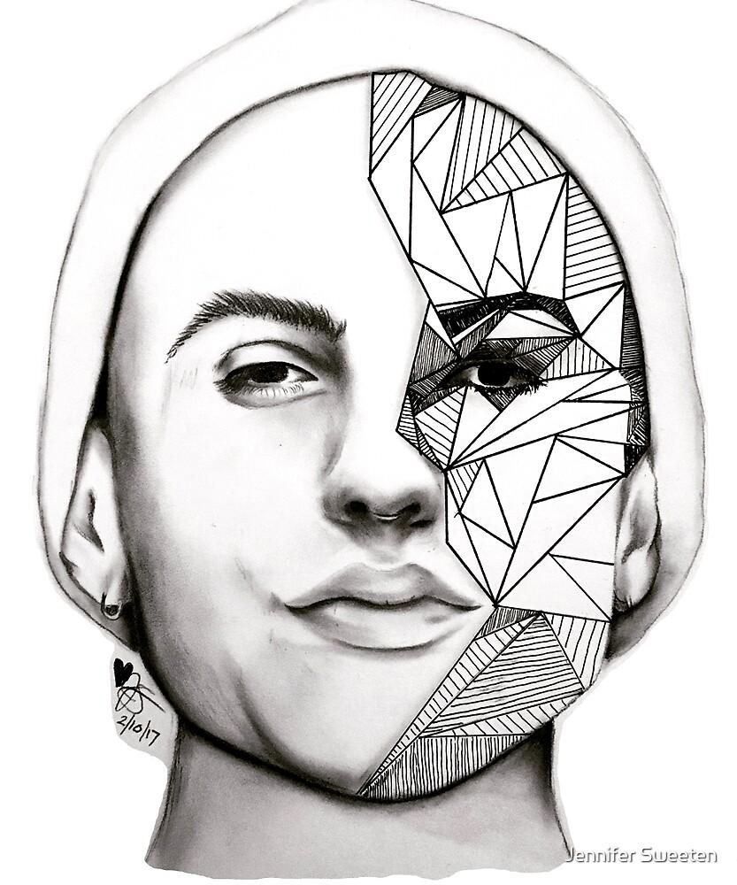 Geometric by Jennifer Sweeten