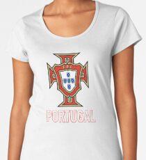 Portugal Women's Premium T-Shirt