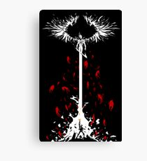 Fight the Rapture Canvas Print