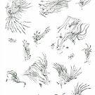 Fairie Birds by Catherine  Howell