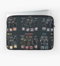 Group Rainbow Laptop Sleeve