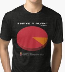 12% of a plan Tri-blend T-Shirt