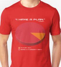 12% of a plan T-Shirt
