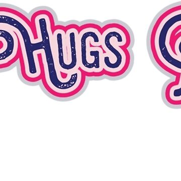 Random Hugs Fan Club - Midnight Blue & Pink Version by LoveOfDictums