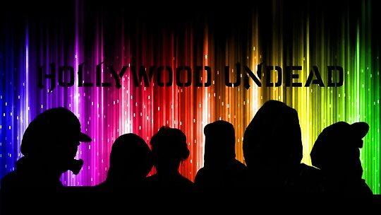 Hollywood Undead by deadcultoure
