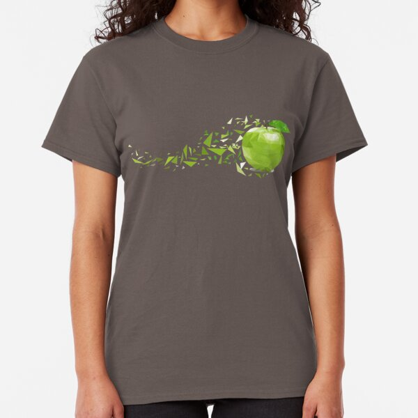 Poly Apple Art Classic T-Shirt