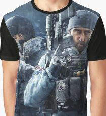 Frost And Buck Graphic T-Shirt