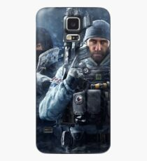 Frost And Buck Case/Skin for Samsung Galaxy
