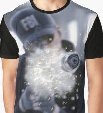 Ash Rainbow Graphic T-Shirt