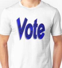 Vote Unisex T-Shirt