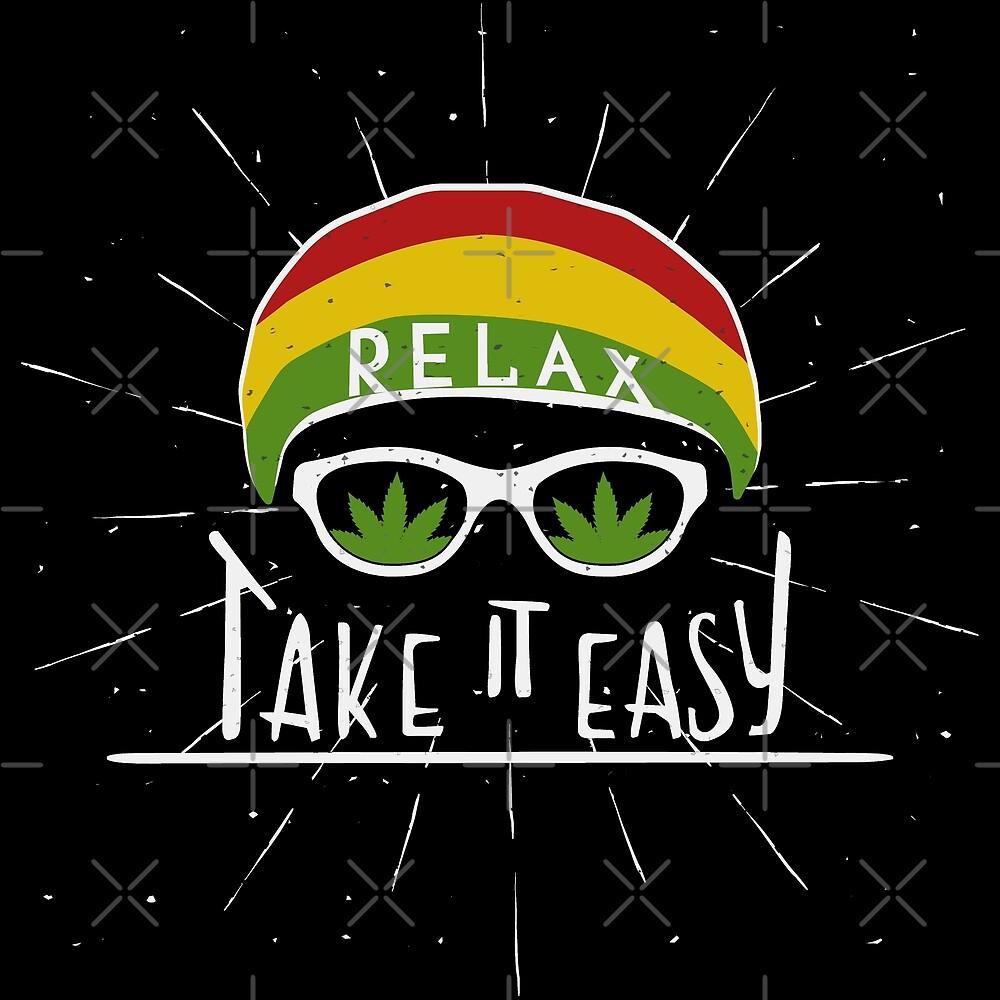Black Relax Jamaica by Vesaints
