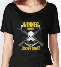 Winner Winner EMBLEM Women's Relaxed Fit T-Shirt