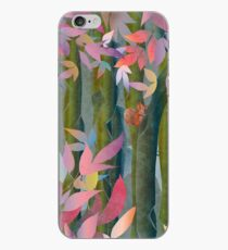 Autumn by a Waterfall iPhone Case