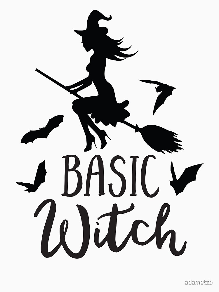 Basic Witch by adametzb