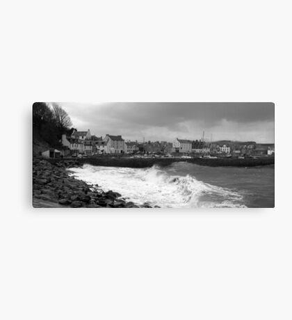 Stonehaven Harbour - Scotland Canvas Print