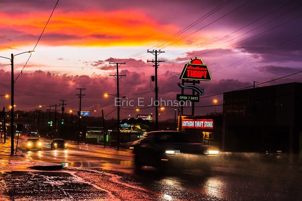 Nashville's Backbone by Eric Johnson
