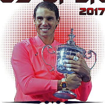 Rafael Nadal Tshirt by Mari54